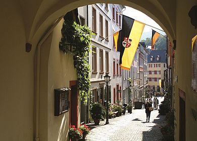 Kultur an der Mosel: Das Graacher Tor in Bernkastel-Kues